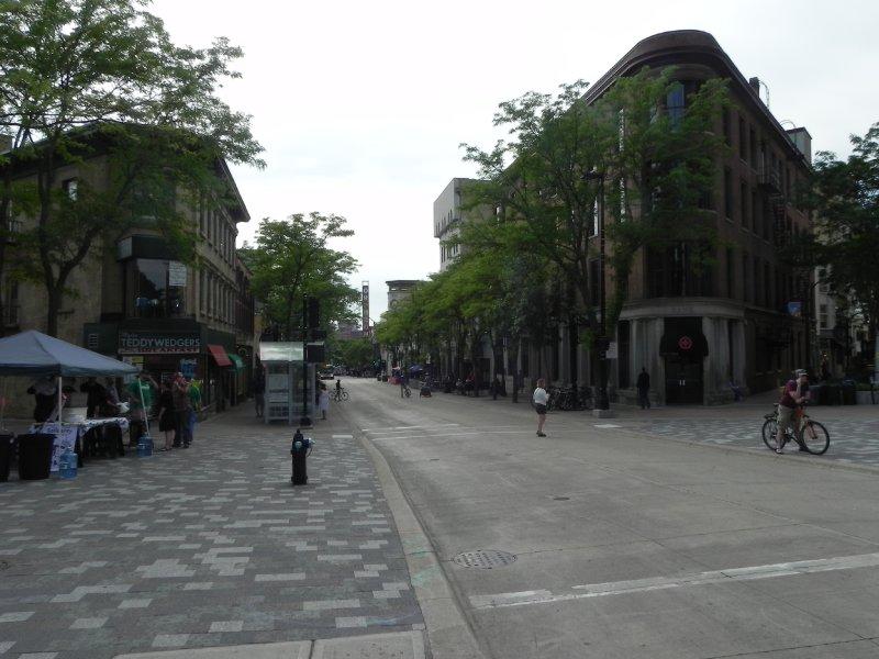 State Street quiet
