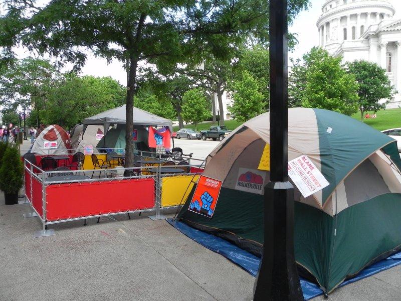 R.E.I. tents