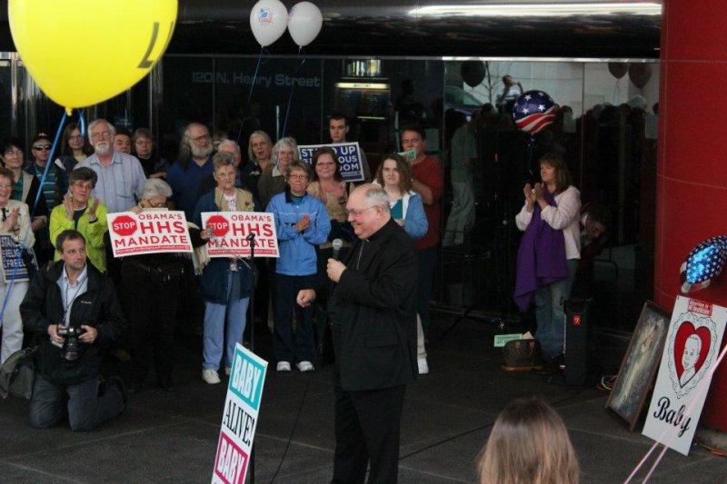 Bishop of Madison, WI