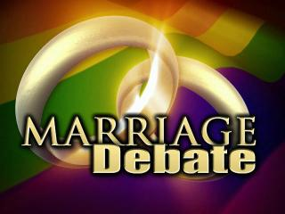 In Gay Marriage Debate, Both Supporters and Opponents See
