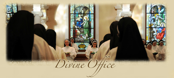 Dom Sisters of St Cecilia divine_office