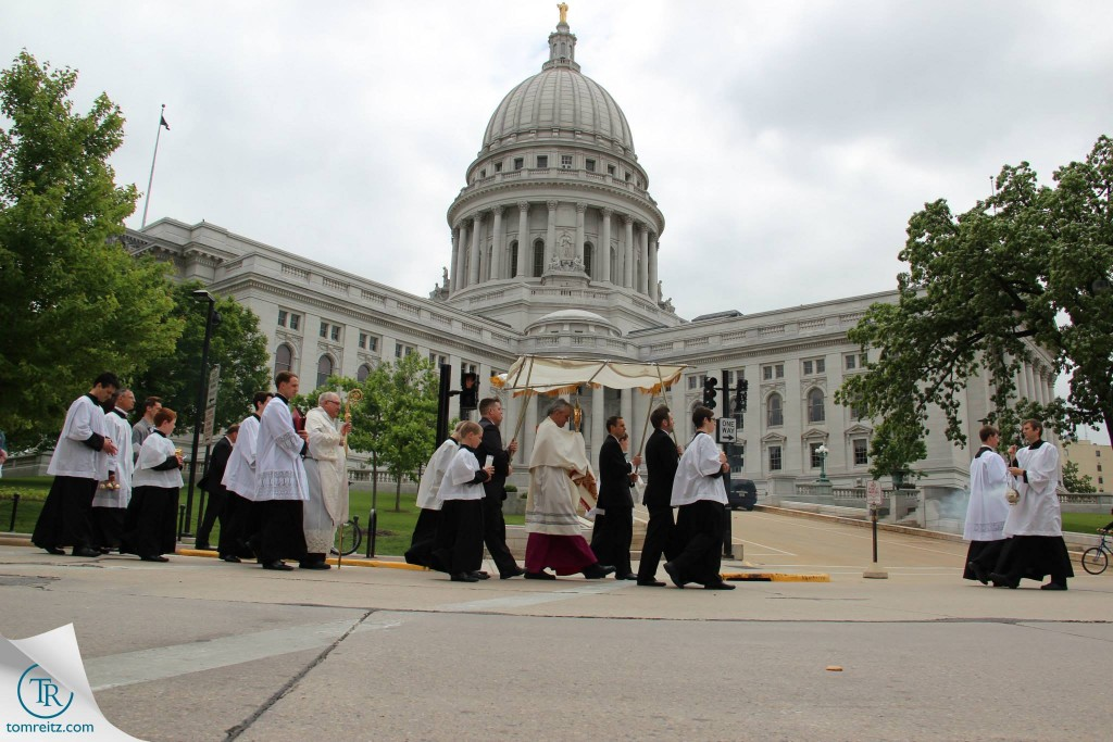 8 Christ on the Streets of Madison