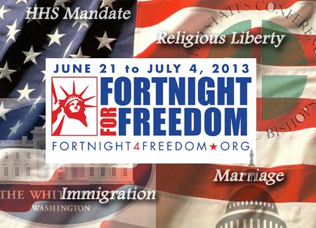 FortnightForFreedom2013