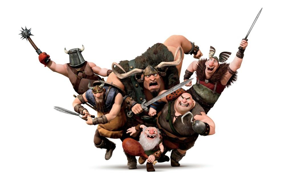 rapunzel-warriors-attack-cartoon-miscellanea-686632