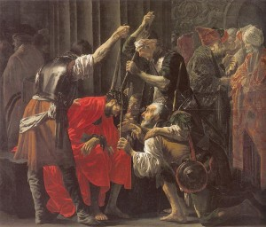 Brugghen_Copenhagen_Crowning_thorns_1620
