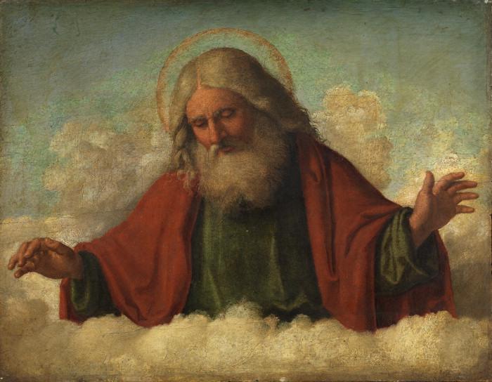 God the Father Cima da Conegliano