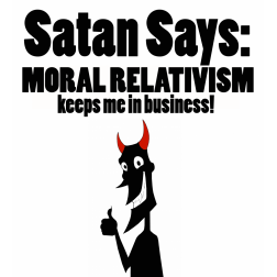 virtue and relativism Relativism is everywhere a third implication is that tolerance is the cardinal virtue to imply that someone is wrong is terribly intolerant, especially when tolerance is popularly but erroneously defined as being open to and accepting of all ideas.