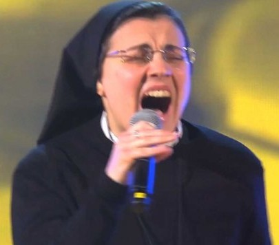 nun-on-the-voice