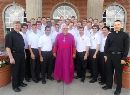 Madison Seminarians