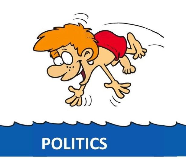 Jumping into Politics