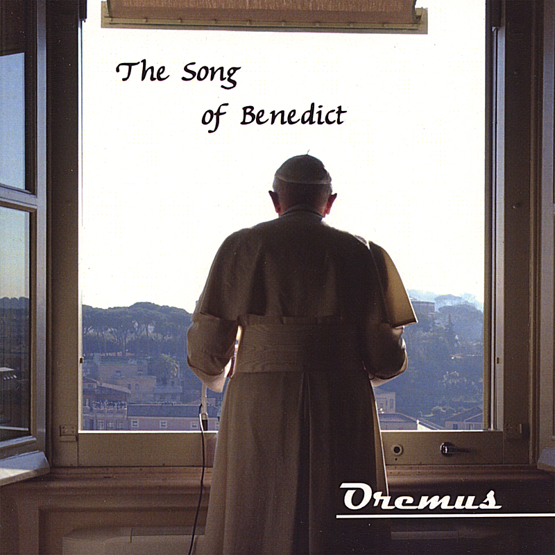 The Song of Benedict Album Cover